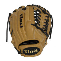 Vinci Pro Limited Series JC3300-L Tan 11.5 Inch Baseball Glove