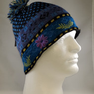 Blue Meadow Cap w/ Lining