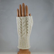 Fancy Knit Short Gauntlet