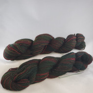 Hand Dyed- Rosie, Rich, Spec 18