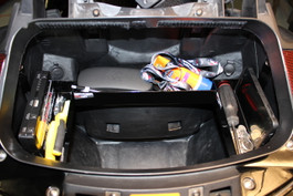 RT Rear trunk organizer
