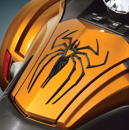 Large Spider Decal