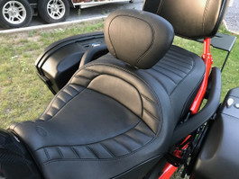 F3 Series Mustang Seat 2015 And Up (2 Tone Black)