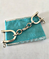 Sterling Silver Tiffany Keychain