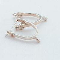 Sterling Silver Spur EARRINGS