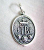 Thoroughbred Sterling Silver Breed Charm or Pendant