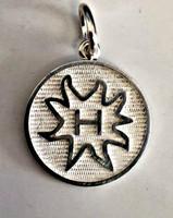 Sterling Silver Haflinger Breed Charm or Pendant