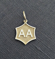 Sterling Silver Anglo Arabian Breed Charm or Pendant
