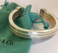 Vintage Tiffany Cuff Bracelet