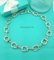 Vintage Tiffany Horseshoes Necklace