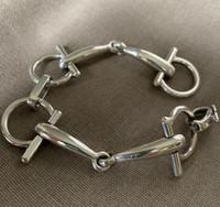 Vintage Gucci 2-Snaffle Bits Bracelet