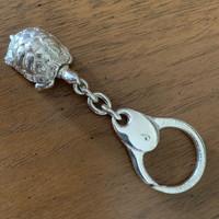 Vintage Tiffany Turtle Keychain
