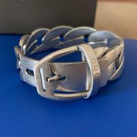 Vintage Gucci Unisex Buckle Bracelet
