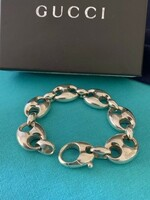 Traditional and Classic Vintage Gucci Lozenge Bracelet
