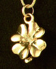 14k Gold 4-Leaf Clover Charm or Pendant
