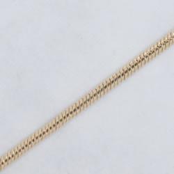 16-inch 14k Yellow Gold Snake Chain