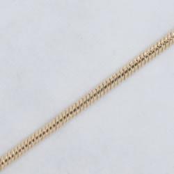 18-inch 14k Yellow Gold Snake Chain