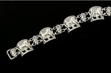 McClelland Barclay Horse Bracelet