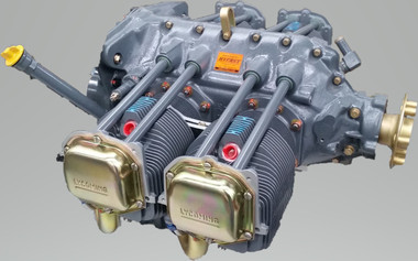 HYFAST Overhauled Lycoming 235