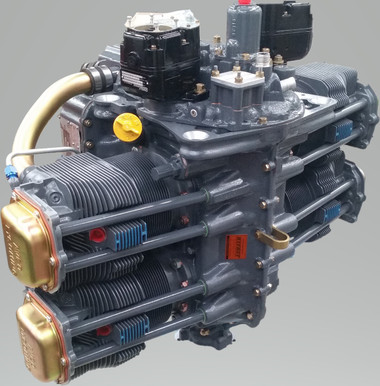 HYFAST Overhauled Lycoming 320