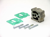 AEL106-2  Kit, Oil Filter Adapter Ext., Angled, 1.40