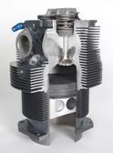 TISN08.0SA  Cylinder, TITAN 320, Stud Assy, Nickel Bore