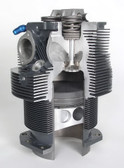 TISN05.0SA  Cylinder, TITAN 320, Stud Assy, Nickel Bore