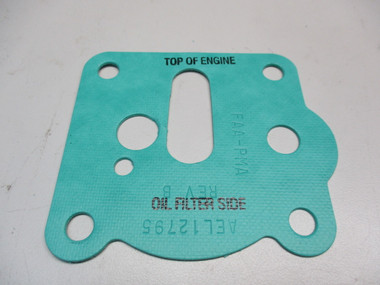 AEL12795 Gasket, Oil Filter Adapter