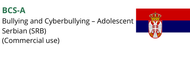 BCS-A (Bullying and Cyberbullying Scale - Adolescents)   Commercial (Serbian)