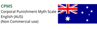 CPMS (Corporal Punishment Myth Scale)  Non Commercial (AUS)