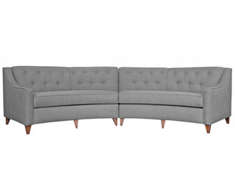 Charlotte Curved Sectional