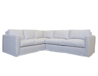 Malcolm Slipcover Sectional