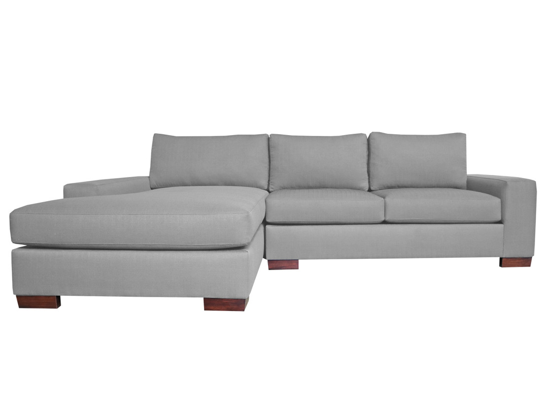 Dale Sectional Left side Chaise Klein Dolphin