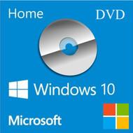 Windows 10 Home 64-Bit OEM DVD