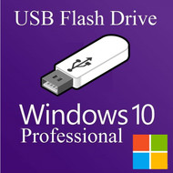 Windows 10 Pro Flash Drive