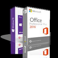 New PC Bundle! Windows 10 Pro + Office 2016 Pro + McAfee Antivirus
