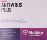 McAfee Antivirus Plus: FREE WITH WINDOWS 10 PURCHASE!