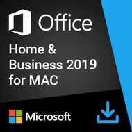 Microsoft Office 2019 for Mac Home and Business