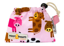 Noddy & Sweets Poop / Treat Bag [Moo Moo]