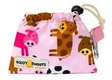 Noddy & Sweets Poop / Treat Bag [Moo Moo]