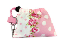 Noddy & Sweets Poop / Treat Bag [Roses & Spots]