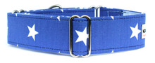 Martingale Collar [Stars Blue]