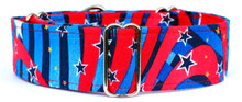Martingale Collar [Captain America]