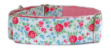 Martingale Collar [Floral Ashley]