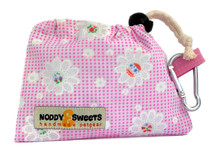 Noddy & Sweets Poop / Treat Bag [Daisy]