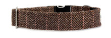 Metal Clasp Collar [Herringbone Tweed BB]