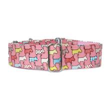 Martingale Collar [Parade Pink]