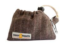 Noddy & Sweets Poop / Treat Bag [Tweed]