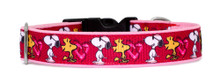 Clasp Collar [Snoopy & Woodstock]