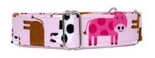 Martingale Collar [Moo Moo Pink]
